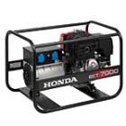 Agregat Honda ECT7000F/GV